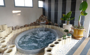 Sauna, steam room, Jacuzzi, fitness
