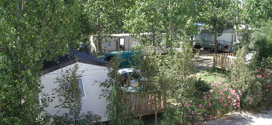 Le Lamparo Campsite at St Marie la Mer, for you holidays in the south of France in the Pyrénées Orientales.