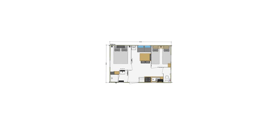 location-mobil-home-collioure-plan